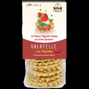 Pizzelle Abruzzesi Mastro Pizzella Salatelle con Paprika